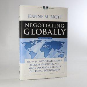 náhled knihy - Negotiating Globally, včetně CD