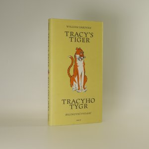 náhled knihy - Tracy's Tiger. Tracyho tygr