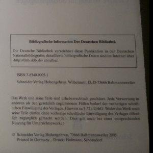 antikvární kniha Handbuch des Kreativen Schreibens, neuveden