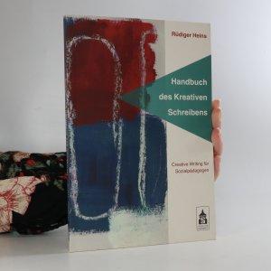 náhled knihy - Handbuch des Kreativen Schreibens