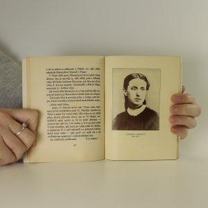 antikvární kniha Cherley Garigue-Masaryková, neuveden
