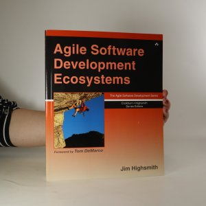 náhled knihy - Agile Software Development Ecosystems