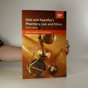 náhled knihy - Dale and Appelbe's Pharmacy Law and Ethics