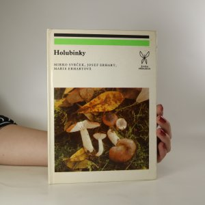 náhled knihy - Holubinky