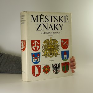 náhled knihy - Městské znaky v českých zemích