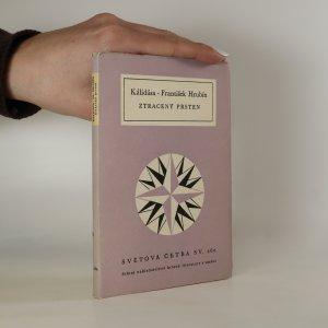 náhled knihy - Ztracený prsten (Šakuntalá)