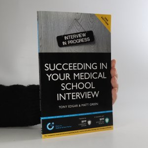 náhled knihy - Succeeding in your medical school interview