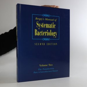 náhled knihy - Bergey's manual of systematic bacteriology. Volume 2