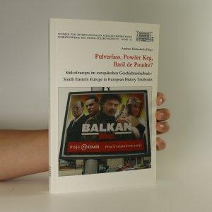 náhled knihy - Pulverfass, Powder Keg, Baril de Poudre?
