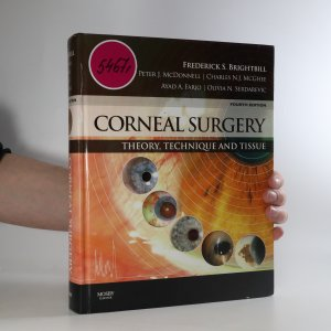 náhled knihy - Corneal surgery. Theory, technique and tissue