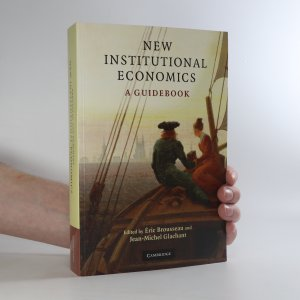náhled knihy - New institutional economics. A guidebook
