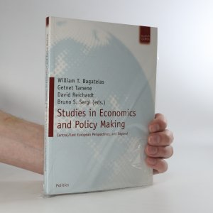 náhled knihy - Studies in Economics and Policy Making. Central and Eastern European Perspectives