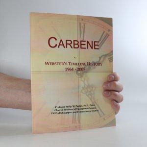 náhled knihy - Carbene. Webster's Timeline History