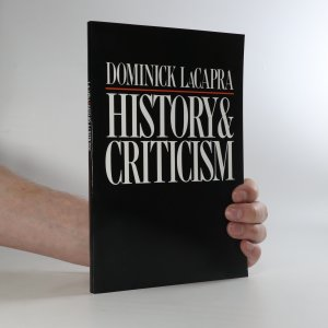 náhled knihy - History and Criticism