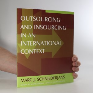 náhled knihy - Outsourcing and Insourcing in an International Context