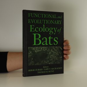 náhled knihy - Functional and evolutionary ecology of bats