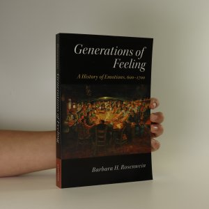 náhled knihy - Generations of feeling. A history of emotions, 600-1700