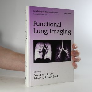 náhled knihy - Functional Lung Imaging