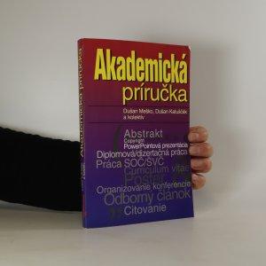 náhled knihy - Akademická príručka