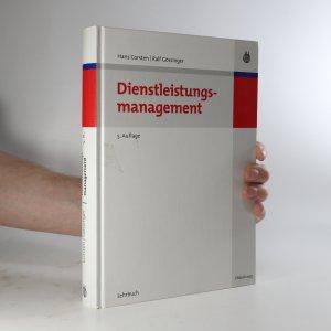 náhled knihy - Dienstleistungsmanagement