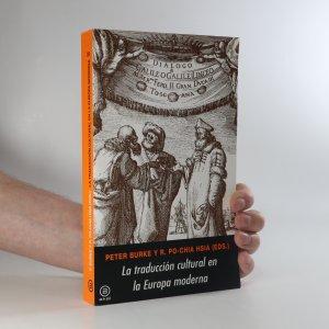 náhled knihy - La traducción cultural en la Europa moderna