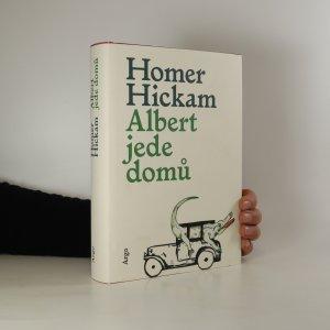 náhled knihy - Albert jede domů