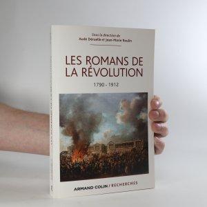 náhled knihy - Les romans de la Révolution. 1790-1912