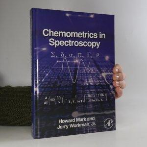náhled knihy - Chemometrics in spectroscopy