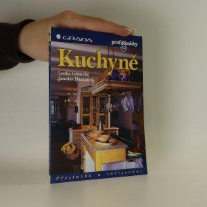 náhled knihy - Kuchyně. Přestavba a zařizování