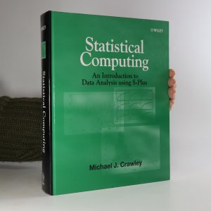 náhled knihy - Statistical Computing. An Introduction to Data Analysis using S-Plus