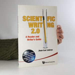náhled knihy - Scientific writing 2.0. A reader and writer's guide