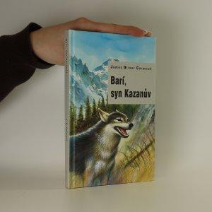 náhled knihy - Barí, syn Kazanův