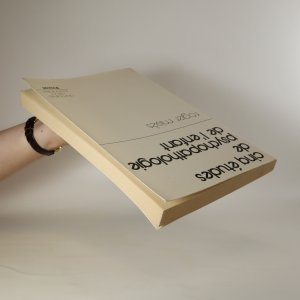 antikvární kniha Cinq études de psychopathologie de l'enfant, 1987