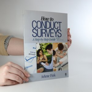náhled knihy - How to conduct surveys. A step-by-step guide