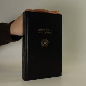 náhled knihy - Carlo Quarto´s coctail guide. Příručka klasické a moderní mixologie