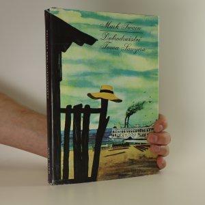 náhled knihy - Dobrodružství Toma Sawyera