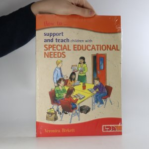 náhled knihy - How to support and teach children with special educational needs