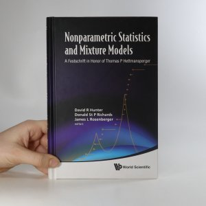 náhled knihy - Nonparametric Statistics and Mixture Models