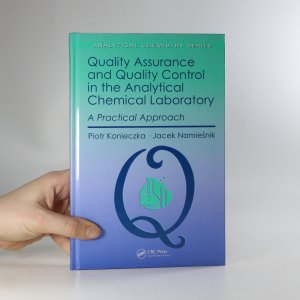 náhled knihy - Quality assurance and quality control in the analytical chemical laboratory