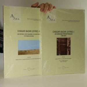 náhled knihy - Chagar Bazar (Syrie) I+II