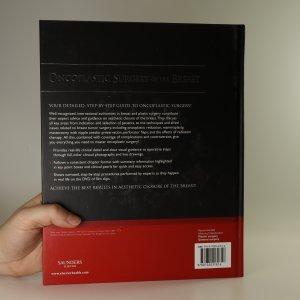 antikvární kniha Oncoplastic Surgery of the Breast (vč. DVD), neuveden
