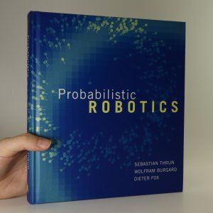 náhled knihy - Probabilistic Robotics