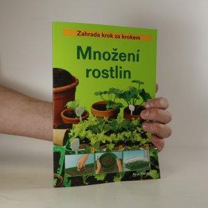 náhled knihy - Množení rostlin