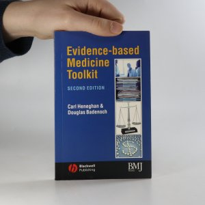 náhled knihy - Evidence-based medicine toolkit