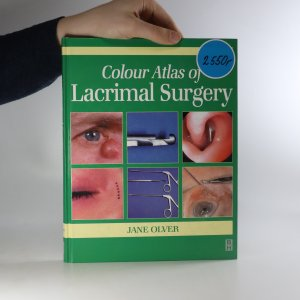 náhled knihy - Colour atlas of lacrimal surgery