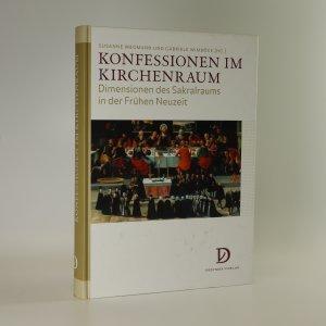 náhled knihy - Konfessionen im Kirchenraum