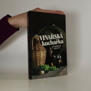 náhled knihy - Vinařská kuchařka