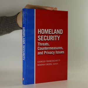 náhled knihy - Homeland Security Threats, Countermeasures, and Privacy Issues