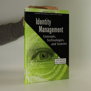 náhled knihy - Identity management. Concepts, technologies, and systems