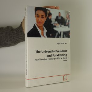 náhled knihy - The University President and Fundraising